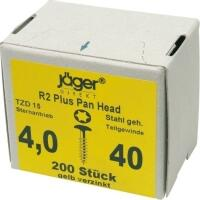 Schr.Pan-Head, 3,5*25mm, TZD15 vzk, WN56 Teilgewinde