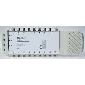 Multiswitch 5 in 16 ext. Steck.netzteil basic-line