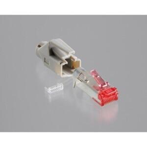RJ45- Hirose Stecker, TM21 Cat.6 TM21 Slim- Crimpstecker